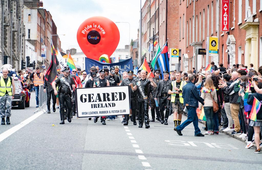 PRIDE PARADE AND FESTIVAL [DUBLIN 2016]-118065