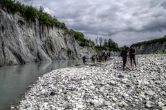 Marecchia HDR (Strocchi) Tags: sky cloud water canon river nuvole fiume sigma cielo acqua hdr marecchia 1750mm eos7d