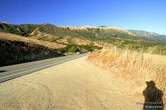 The Photographers Shadow (Phil Davis NY) Tags: california one coast los big highway san francisco pacific angeles sur