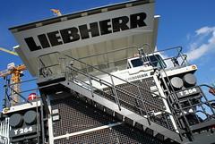 Liebherr T264 (TRACshovel) Tags: dumptruck mining liebherr stripmining opencast haultruck openpitmining bauma2016