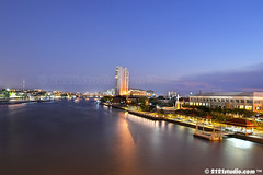 View from the Bridge (2121studio) Tags: thailand siam travelphotography amazingthailand  travelinthailand  landoftiger landofwhiteelephant thaitourinformation