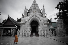 untitled (~kenlwc) Tags: street travel thailand temple monk thai chiangmai gr ricohgr kenleung kenlwc