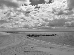 Traces Left Behind (MarcoKiel) Tags: spuren traces balticsea ostsee neustadt