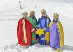 Sternsingen_Hinterstoder13 (Katholische Jungschar sterreichs) Tags: schnee sonne sternsingen sternsinger oesterreich oberoesterreich skifahrer hinterstoder ooe heiligedreiknige hss sternsingerin