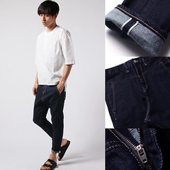 July 06, 2016 at 04:02PM (audience_jp) Tags: fashion  sputnicks  denim  ootd  japan   style kouenji     tokyo madeinjapan audience