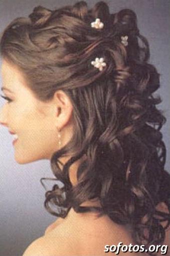 Penteados para noiva 151