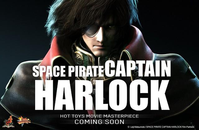宇宙海賊哈洛克:哈洛克船長 & KEI 人偶曝光!
