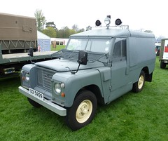 Land Rover RUC (K Garrett) Tags: ireland 3 wheel long police rover land series service piglet 1970s northern 1980s landrover riots base troubles 109 ulster ruc armoured lwb udr
