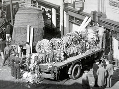 Oh Dear..... (aceanorak1) Tags: truck crash accident 1950s damaged collision oldtrucks daysgone