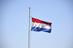 Dutch flag (Michiel2005) Tags: holland netherlands dutch flag nederland vlag