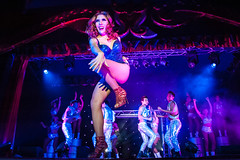 """Tuesday May 7th 2013 The Lady Boys of Bangkok with """"Glamourous Amorous"""" Brighton, East Sussex, UK"""