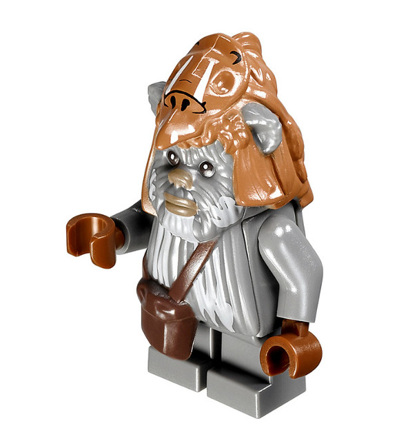 LEGO Star Wars Ewok Village 伊娃族村落