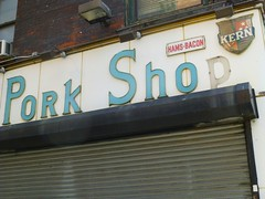 Pork Shop (Mike Licht, NotionsCapital.com) Tags: newyorkcity food retail manhattan meat pork shops westside storefronts hellskitchen espositosporkshop