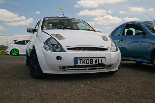Ford Ka Turbo