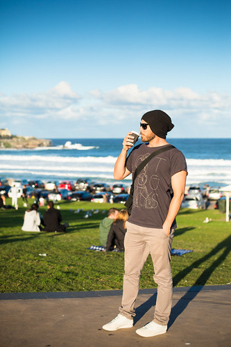 Coffee by the Sea - Bondi 2013