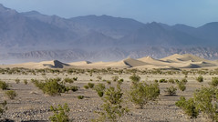 Death Valley Dunes (ORIONSM) Tags: mountain death sand dune explore valley