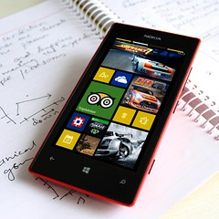 smartphone lumia520 funsmartphone (Photo: nokiaindiaofficial on Flickr)