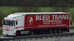 RO - Bled Trans DAF XF 105.460 SC (BonsaiTruck) Tags: camion bled trucks 105 daf lorries lkw