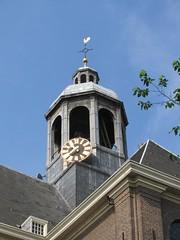 Amsterdam Oosterkerk klokketoren (Arthur-A) Tags: tower church netherlands amsterdam tour toren nederland kirche turm kerk eglise protestant