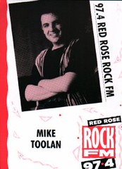 Red Rose Rock FM - Mike Toolan