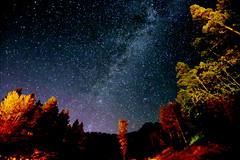 Galaxies #4 most interesting on my Flickr (John Andersen (JPAndersen images)) Tags: canada stars andromeda galaxy astronomy yesterday milkyway flickrfriday fairmonthotsprings jpandersenimages