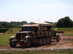 """SdKfz 7 (6) • <a style=""""font-size:0.8em;"""" href=""""http://www.flickr.com/photos/81723459@N04/9292728436/"""" target=""""_blank"""">View on Flickr</a>"""