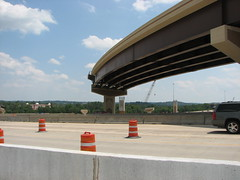 630-430 Flyover (US 71) Tags: highways arkansas roadconstruction i430 i630 interstate430 interstate630