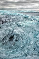 Lake Superior shoreline-Winter-Lovas-7068-Edit.jpg (Nathan Lovas Photography) Tags: blue winter usa white snow cold water minnesota grey landscapes midwest unitedstates lakes sheets northshore northamerica plates mn lakesuperior northwoods icesheets freshwater icebuildup