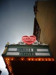 DSC02165 (Becky Haltermon Robinson) Tags: theater russell kentucky ky historic renovation atmospheric crumbling disrepair maysville russelltheatre
