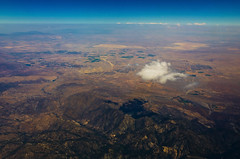 aerial #1 (philippe*) Tags: from above usa mountains plane flying desert earth aerial