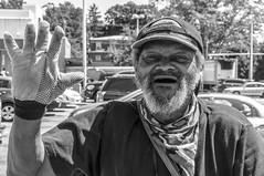 Look Ma, No Teeth! (TieshkaSmithPhotography) Tags: germantown philadelphia streetphotography streetscenes streetportraits germantownavenue cheltenavenue documentaryphotography behindthefence wyckhouse momofthreephotography tieshkasmith photographywithoutthepretense august52013