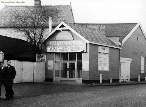 Coronation Cinema, Longley Lane, Northenden