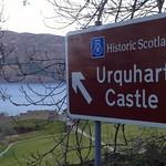 Urquhart Castle, Loch Ness, Scotland thumbnail