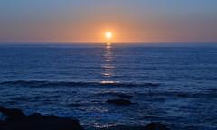 Sunset in Bayona, Pontevedra. (M Roa) Tags: saariysqualitypictures