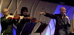 Peppe Servilli & Solis String Quartet (ciccilla priscilla (Anna Vilardi)) Tags: music live livemusic musica salerno liveconcert livetour peppeservillo solisstringquartet musicsbest annavilardi