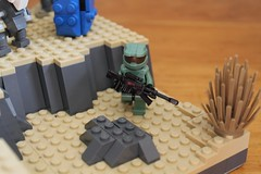 Lego Halo Reach: Tip of The Spear (4) (TRLegosfan) Tags: lego halo tip reach spear the