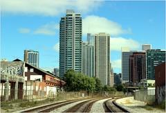 West Loop (BalineseCat) Tags: railroad chicago west downtown loop tracks