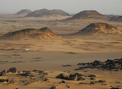 gypten Westliche Wste (ursulazrich) Tags: sahara expedition egypt toyota gypten egitto egypte wste westerndesert libyandesert gilfkebir libyschewste