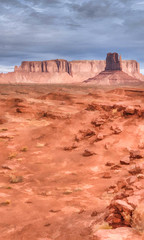 Monument Valley Dawn (aeneas66) Tags: park travel arizona sky usa cloud white mountain storm black southwest west monument nature beautiful weather landscape utah scenery view desert natural outdoor background famous horizon country scenic culture grand stormy landmark scene tribal canyon national american valley western land navajo awe ethnic majestic picturesque vacations far tranquil reservation southwestern