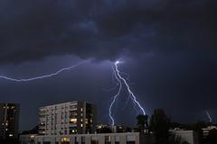 Orage Marseille le 06-10-13_004 (aups83) Tags: longexposure nightphotography storm rain night clouds marseille nikon pluie lightning nuages marseilles d90 foudre poselongue photographienuit