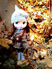 Mahaut in autumn (FELTOOHLALA) Tags: doll blythe clone basaak