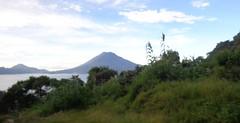 (sftrajan) Tags: morning volcano guatemala vulcano manana volcan vulkan volcn  lagodeatitln  lakeatitln