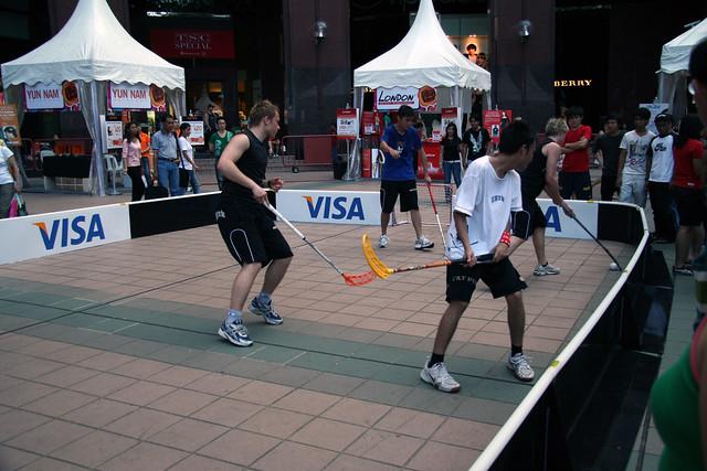 2008 - Mediacorp Bi8 event