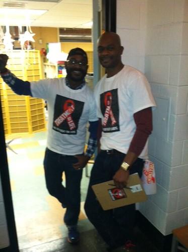 World AIDS Day: New York, USA