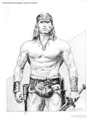 Arnold Schwarzenegger conan o bárbaro