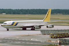Sudan Airways Boeing 707 ST-AFB (Manfred Saitz) Tags: frankfurt sudan airways b707 stafb