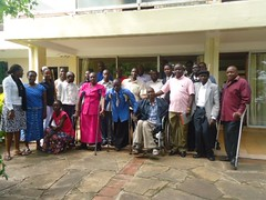 Leadership training-HomaBay County