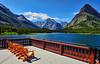 Dreams of Glacier (Jeff Clow) Tags: lake mountains nature landscape montana glacier glaciernationalpark ©jeffrclow jeffclowphototour