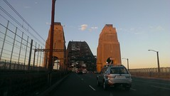 Crossing the Sydney Harbour Bridge (Five Starr Photos ( Aussiefordadverts)) Tags: sydney harbourbridge sydneyharbourbridge sydneynsw famousbridges
