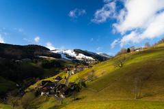 Projekt 365_233 (T.Hecht) Tags: schnee sky cloud snow green landscape nikon himmel wolken 1855mm nikkor landschaft schwarzwald blackforest belchen project365 projekt365 aitern grn d3100